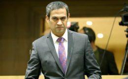 اردن میں معط۔ل رکن پارلیمنٹ اسامہ العجارمہ گرفتار