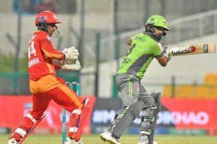 پی ایس ایل 6: لاہور قلندرز نے اسلام آباد یونائیٹڈ کو شکست دیدی