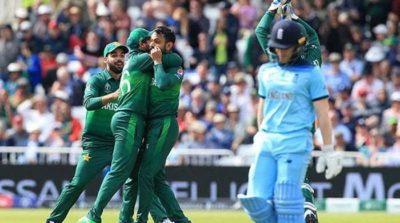 Pak-England Series