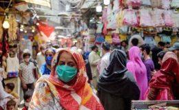 پاکستان: کورونا سے 84 اموات، مثبت کیسز کی شرح 3.8 ریکارڈ