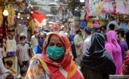 پاکستان: کورونا سے 46 اموات، فعال کیسز کی تعداد 40 ہزار سے کم ہو گئی