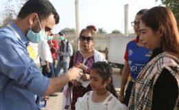 پاکستان: کورونا سے 77 اموات، مثبت کیسز کی شرح 2.5 تک آگئی