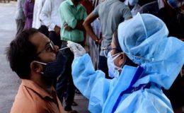پاکستان: کورونا سے 34 اموات، مثبت کیسز کی شرح 2.59 ریکارڈ
