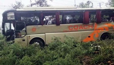 Passenger Coach Accident