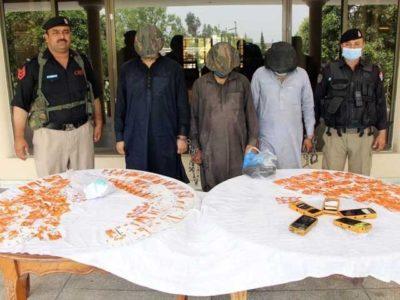 Peshawar Gang Arrested