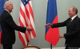 صدر بائیڈن اور صدر پوٹن کی پہلی براہ راست ملاقات