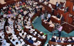 پنجاب کا 2653 ارب روپے کا بجٹ پیش، ملازمین کی تنخواہوں اورپنشن میں 10 فیصد اضافہ