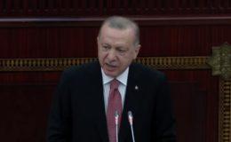 ترکی اپنے تمام تر وسائل کے ساتھ آذربائیجان کے شانہ بشانہ کھڑا ہو گا: صدر ایردوان