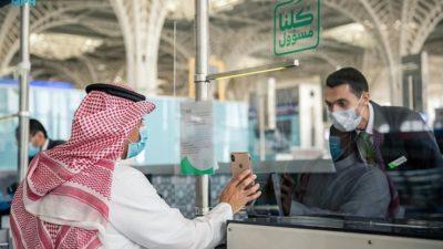 Saudi Arabia Corona Ccases