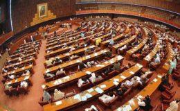 قائمہ کمیٹی پارلیمانی امور میں الیکشن اصلاحات کا بل کثرت رائے سے منظور