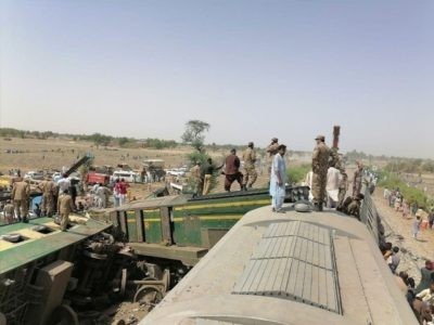 Train Accidents, Rescue Operation