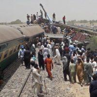 Trains Accident