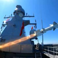 Turkey Naval Cruise Mmissile Experiment