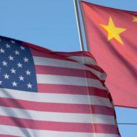 USA and China