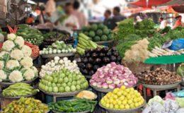 عید الاضحیٰ سے قبل سبزیوں کی قیمتوں کو پر لگ گئے