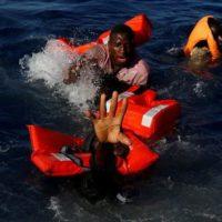 Yemen Migrants Boats