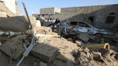 Yemen Missiles Attack
