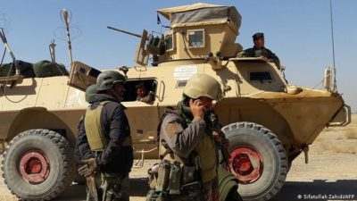 Afghan Security Forces