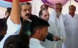 رقم کی تقسیم کا معاملہ: وفاقی وزیر علی امین کیخلاف مقدمہ درج کرنے کا حکم