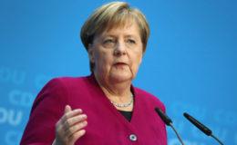 جرمنی روس پر پابندیاں عائد کرنے پر آمادہ ہے، انگیلا میرکل