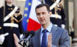 شامی صدر بشار الاسد نے چوتھی مدتِ صدارت کا حلف اٹھا لیا