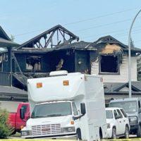 Canada Home Fire