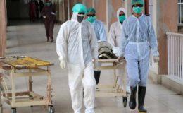 پاکستان میں کورونا کیسز کی شرح 6.17 فیصد ریکارڈ