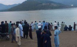باجوڑ کے راغگان ڈیم میں کشتی ڈوبنے سے 4 افراد جاں بحق، 7 لاپتہ