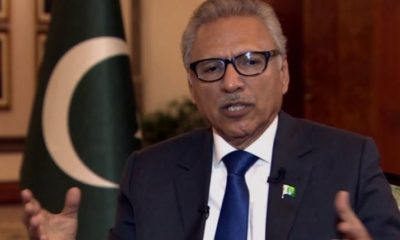 Dr. Arif Alvi
