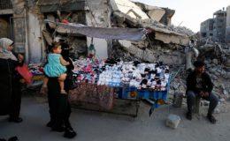 غزہ شہر: مصروف کاروباری علاقے میں دھماکا، ایک شخص جاں بحق، 10 زخمی