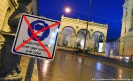 جرمنی، کووڈ انیس کے مریضوں میں تیزی سے اضافے کا خدشہ