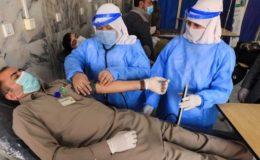 خیبرپختونخوا میں طبی عملے کو کورونا کے بھارتی وائرس سے ہدایت نامہ جاری