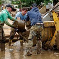 Hochwasser in Sinzig