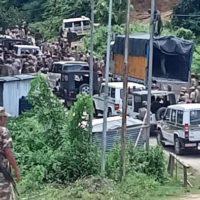 India States - Border Disputes