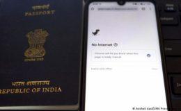 مودی کے بھارت میں انٹرنیٹ کی آزادی خطرے میں