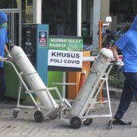 Indonesia Oxygen Shortage