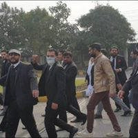 Islamabad High Court Attack