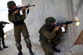 مغربی کنارے پر اسرائیلی فورسز سے جھڑپ میں 140 فلسطینی زخمی