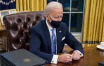 امریکی صدر نے نقل مکانی کرنیوالے افغان شہریوں کیلئے امداد کی منظوری دیدی