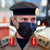 Major General Dr. Hamad Al-Faraj