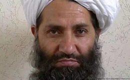 سیاسی حل کے انتہائی زیادہ حق میں ہیں، طالبان سربراہ