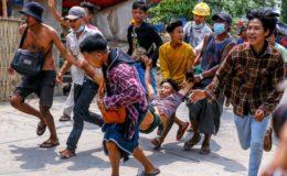 میانمار میں فوجی بغاوت سے اب تک 75 بچے ہلاک ہوئے : اقوام متحدہ