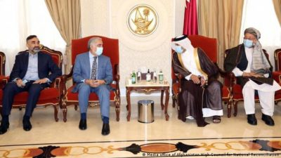 Negotiations in Doha