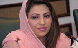 رکن سندھ اسمبلی نصرت سحر عباسی کا ویکسینیشن کے باوجود کورونا ٹیسٹ مثبت