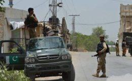 پسنی کے قریب سکیورٹی فورسز پر دہشتگرد حملہ، کیپٹن اور سپاہی شہید