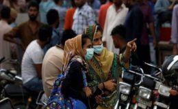 پاکستان میں کورونا سے متاثرہ افراد کی تعداد 10 لاکھ سے تجاوز کر گئی
