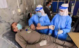پاکستان: 30 مئی کے بعد پہلی بار کورونا کیسز کی شرح 4 فیصد سے زائد ریکارڈ