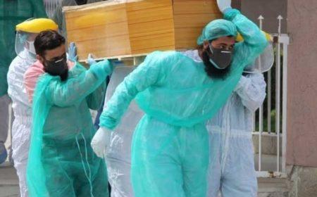 پاکستان: کورونا کی لہر میں تیزی، مزید 86 اموات اور 4500 سے زائد کیسز رپورٹ