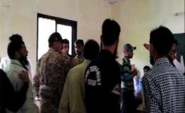 الیکشن کے دوران مختلف حلقوں میں ہنگامہ آرائی کے واقعات، ایک شخص جاں بحق، 2 زخمی