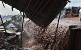 خیبرپختونخوا كے مختلف علاقوں میں بارشوں سے 4 افراد جاں بحق اور 1 زخمی
